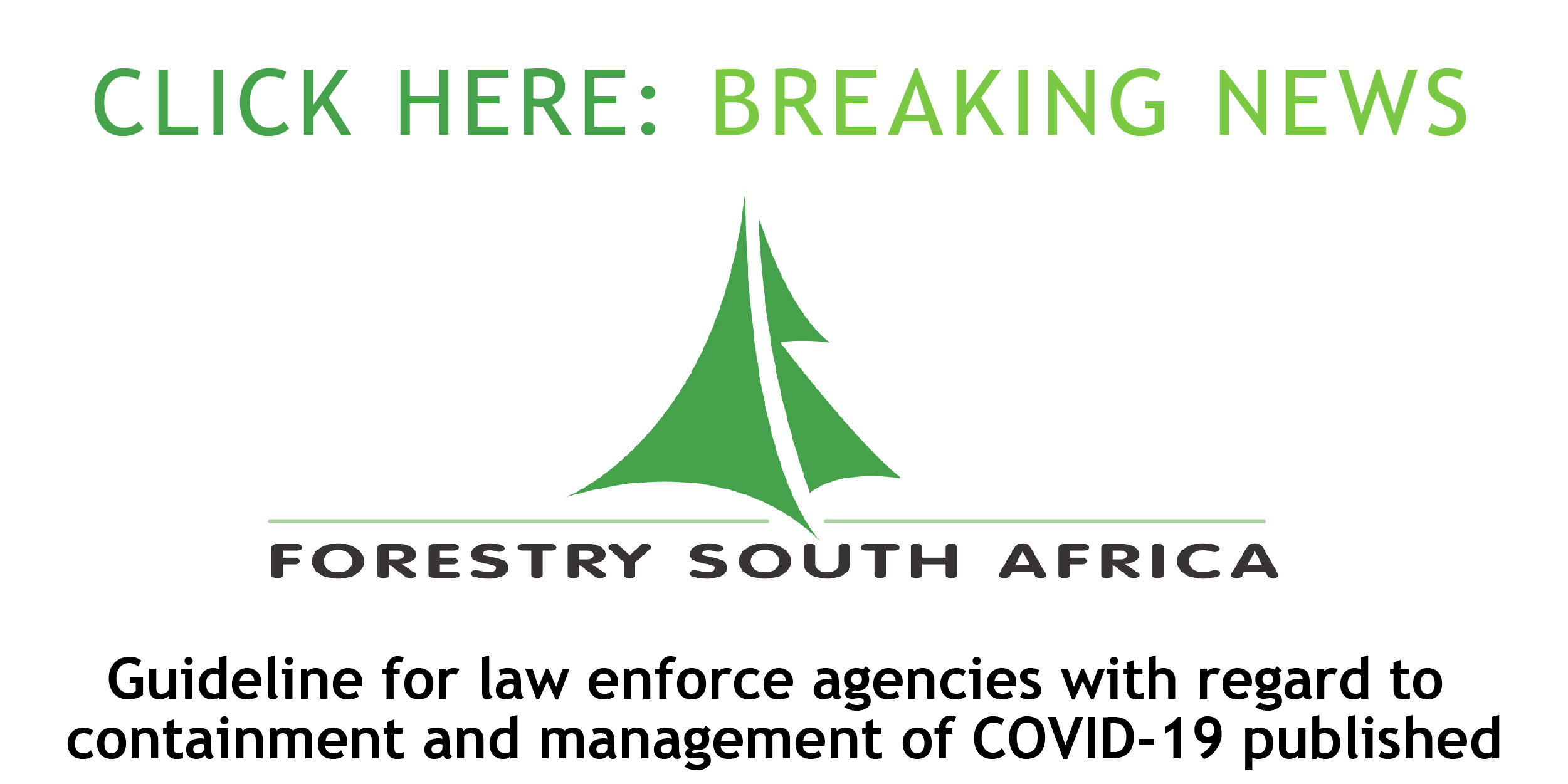 Guideline for law enforce agencies with regard to containment and management of COVID-19 published-01